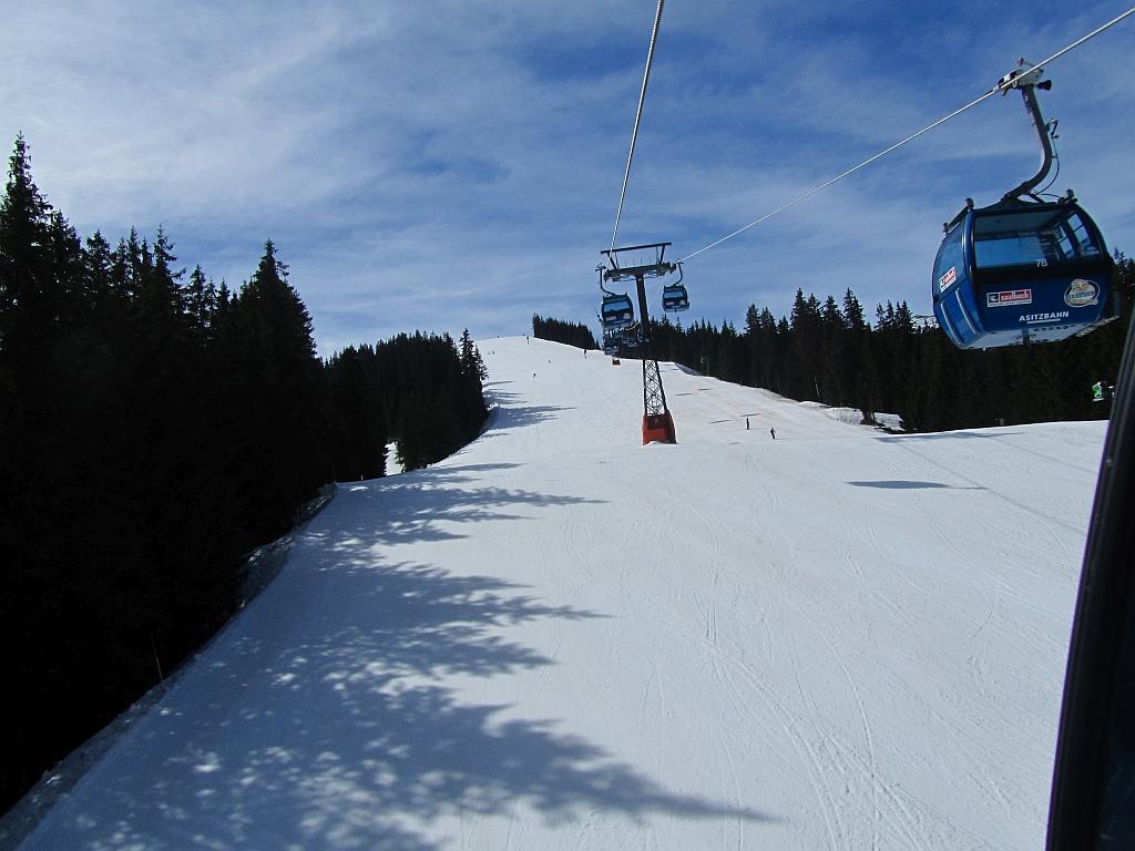 Letzter Skitag 2018/2019 in Leogang