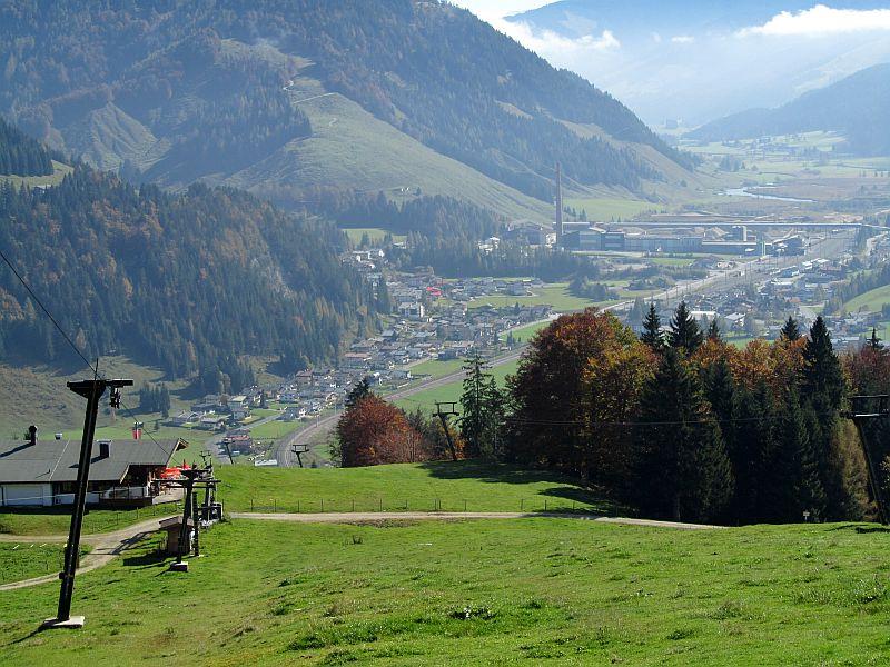 Hochfilzen, Hoametzl Hütte