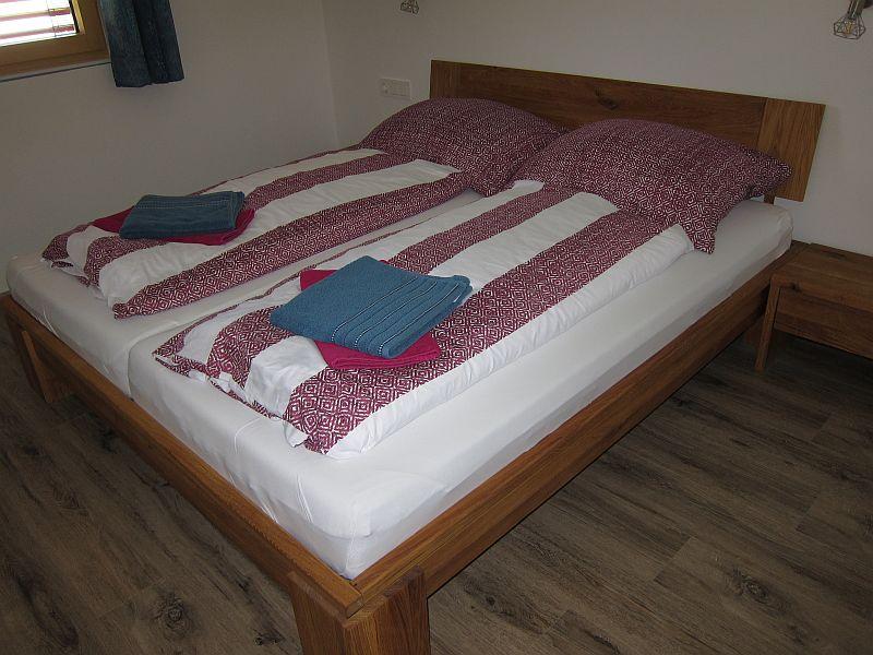 Ferienhaus Friedle: Schlafzimmer