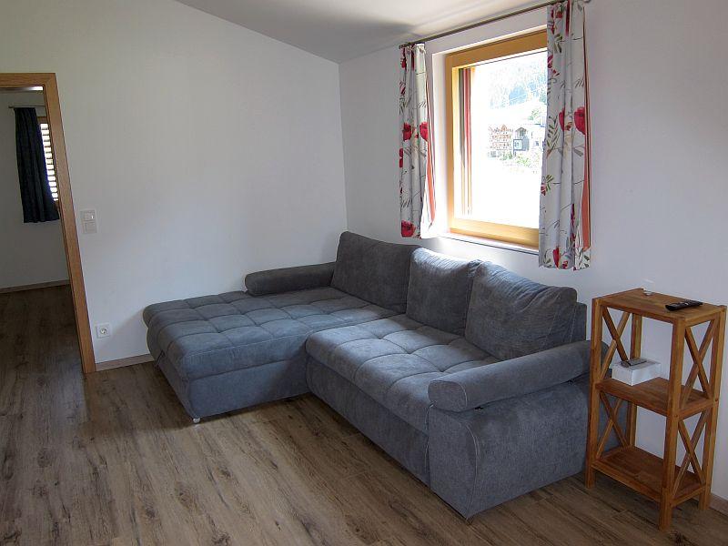 Ferienhaus Friedle: Couch