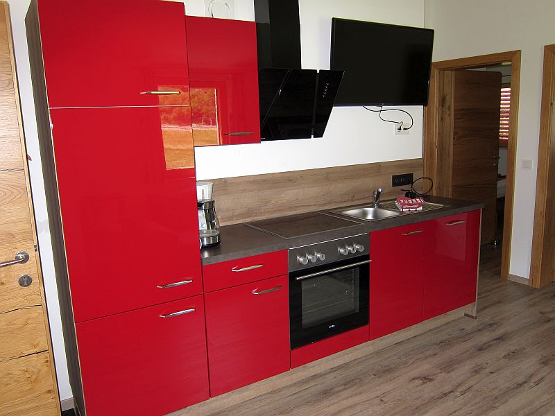 Ferienhaus Friedle: Küche