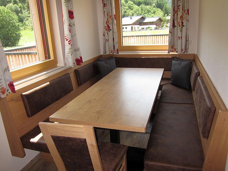 Ferienhaus Friedle: Sitzecke